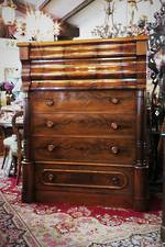 Colossal Scotch Chest of Drawers - Mahogany $4,500