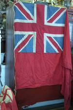 WW2 British Ensign Naval Flag