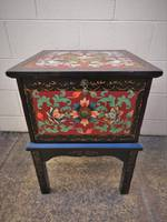 Hand Painted Bedside Cabinet $450.00