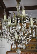 French Antique Chandelier SOLD