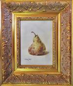 Original Oil Painting by Jenny Coker 'Poire II' SOLD