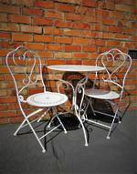 French Style Cafe Set $355.00