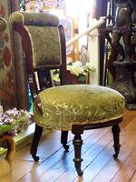 Edwardian Kauri Ladies Chair $550