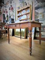Early French Provincial Kitchen Table or Desk  SOLD
