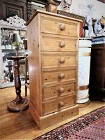 Baltic Pine Wellington Chest of Drawers $950.00