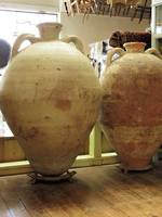 Huge Ancient Egyptian Olive Vessels - Genuine Antiquities - over 2000 years old