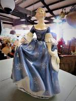 Royal Doulton Figurine 'Hilary' $245.00