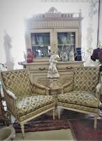Antique French Parlour Chairs sold