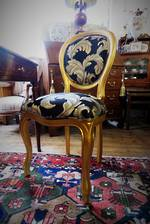French Reproduction Chair $595