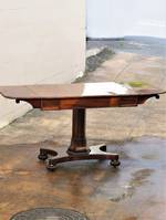 Georgian Brazilian Rosewood Sofa table $2950.00